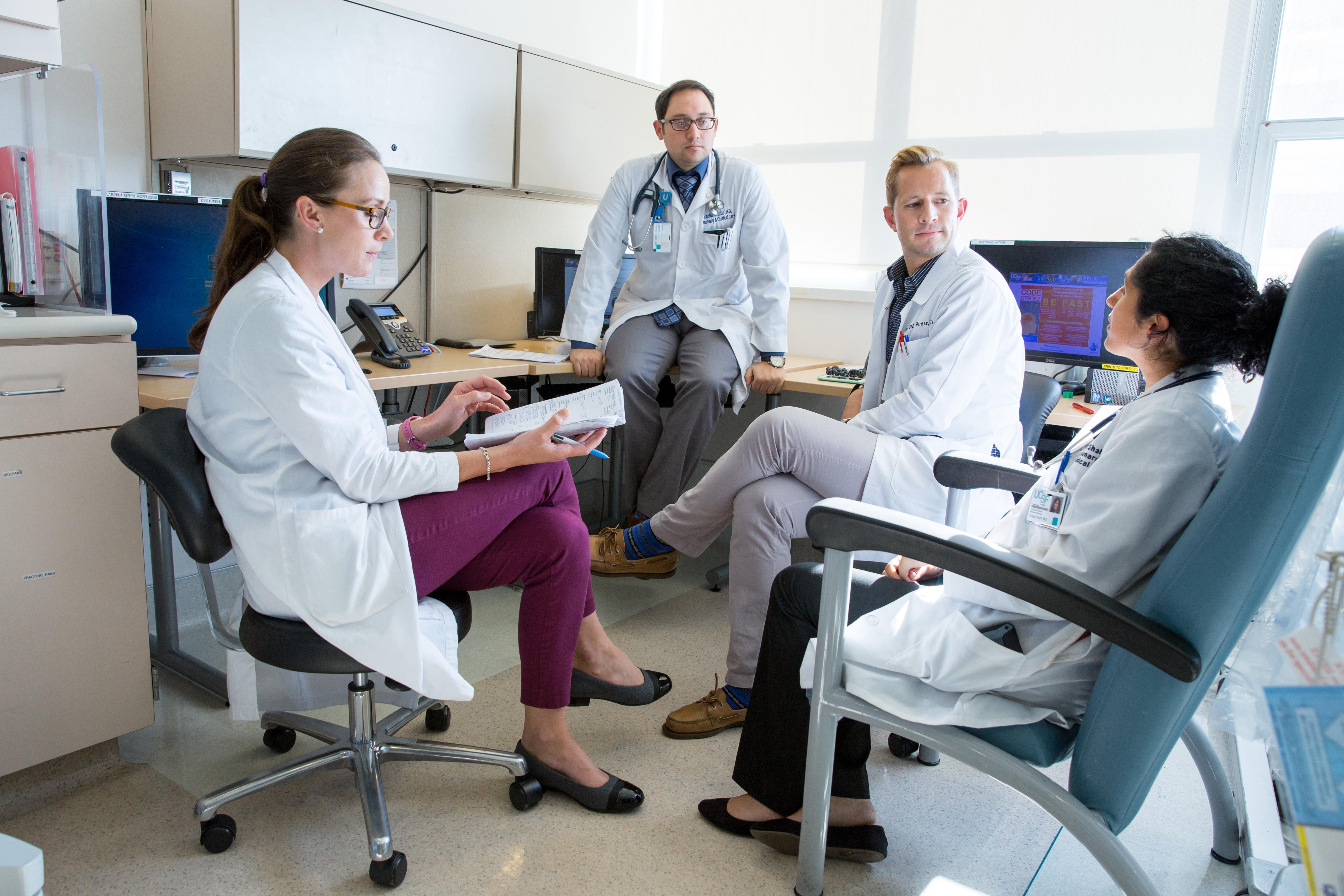 Home   UCSF Pulmonary, Critical Care, Allergy and Sleep Medicine